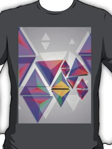 Abstract triangles 3 T-Shirt