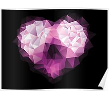 Colorful Geometric Background 4 Poster