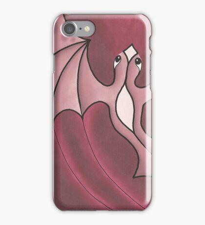 dragon flight iPhone Case/Skin