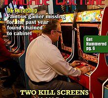 Allen Stall Kill Screen by datagod