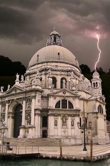 Storm in Venice by Cornelia Togea