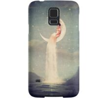 Moon River Lady Samsung Galaxy Case/Skin