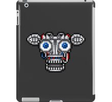 Five Nights at Freddy's 2 - Pixel art - Endoskeleton iPad Case/Skin