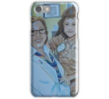 Girl Scout Generations iPhone Case/Skin