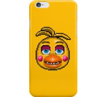 Five Nights at Freddy's 2 - Pixel art - Toy Chica iPhone Case/Skin
