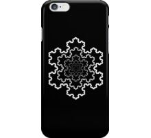 The Koch Snowflake iPhone Case/Skin