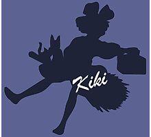 Kiki Photographic Print