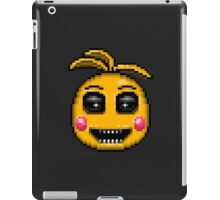 Five Nights at Freddy's 2 - Pixel art - Evil Toy Chica  iPad Case/Skin