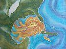 Katrina in the Gulf by Sandra Gray