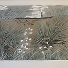 Point Lonsdale Grasses by Pip Williams