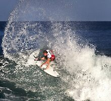 2010 Billabong Pipe Masters In Memory Of Andy Irons  by Alex Preiss