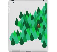 Lumberjack iPad Case/Skin