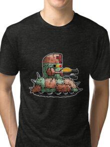 tankbot I... Tri-blend T-Shirt