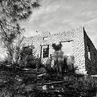 The Old Stone House Of Valyermo by Glenn McCarthy