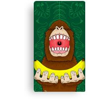 Ooooh Banana Canvas Print