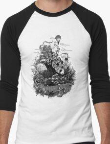 Land of the Sleeping Giant Men's Baseball ¾ T-Shirt