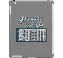 1950's Photobooth Display iPad Case/Skin
