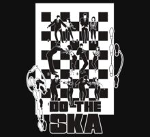 Do the Ska - two tone T-Shirt