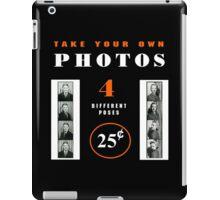 1970's Photobooth Display iPad Case/Skin
