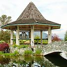 Gazebo & Bridge by AnnDixon