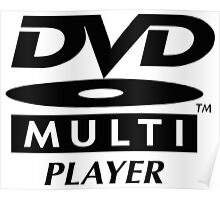 DVD Multi Player Poster