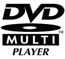 DVD Multi Player Photographic Print