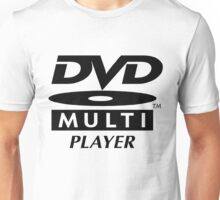 DVD Multi Player Unisex T-Shirt