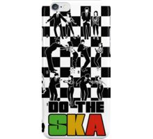 Do the Ska - colour iPhone Case/Skin