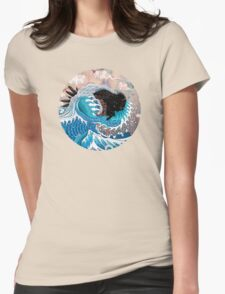 The Unstoppabull Force Womens Fitted T-Shirt