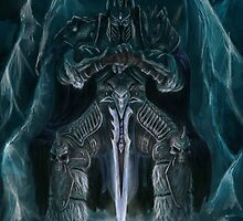 The Lich King by Sleepydesk