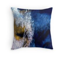 Shining Shadow Throw Pillow