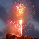 Rushmore 4th of July by Patrick Czaplewski