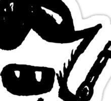 Ball n Chainy Critter Sticker