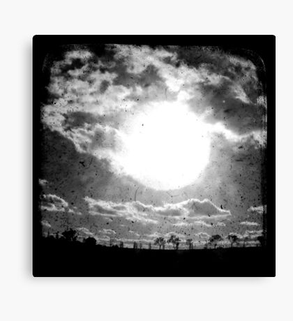 The Sun - TTV Canvas Print