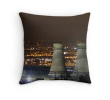 Tinsley Towers Throw Pillow