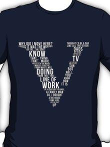 GTA V Typography T-Shirt