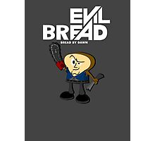 Evil Bread Photographic Print