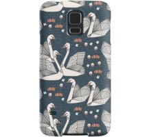 Origami Swans by Andrea Lauren Samsung Galaxy Case/Skin