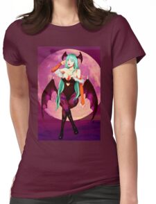 Succubus Queen Womens Fitted T-Shirt