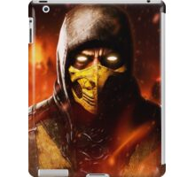 Mortal Kombat - Scorpion iPad Case/Skin