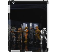 StarWars Dark Forces pixel art iPad Case/Skin