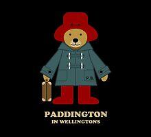 Paddington Bear 3 by povalyaeva