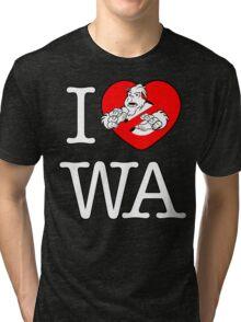I PNW:GB WA (black) v2 Tri-blend T-Shirt