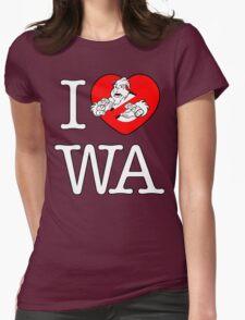 I PNW:GB WA (black) v2 T-Shirt