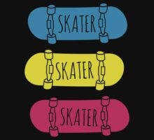 Skater Skateboards by Fuchs-und-Spatz