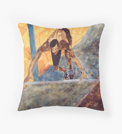 Winning Form Throw Pillow