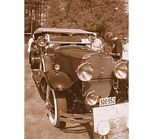 1929  Cadillac...from the glory Days... Photographic Print