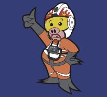 Leave it to Porkins  T-Shirt