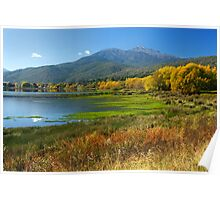 Mount Beauty Poster