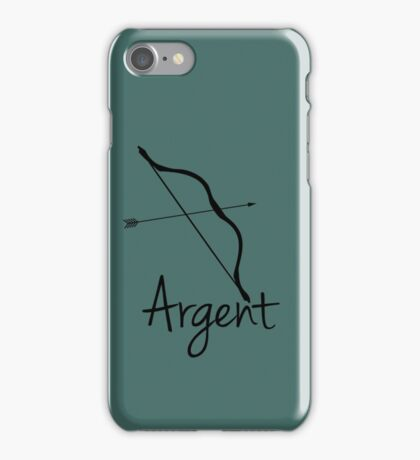 Bow and Arrow iPhone Case/Skin